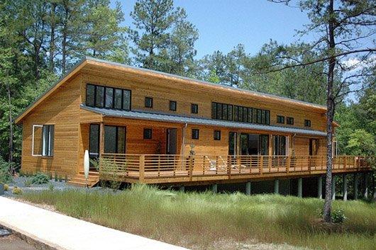 planos de casas de madera. hair Casa de madera,