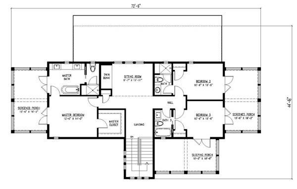 Ver Casas de campo - Planos de Casas Gratis | dePlanos.Com