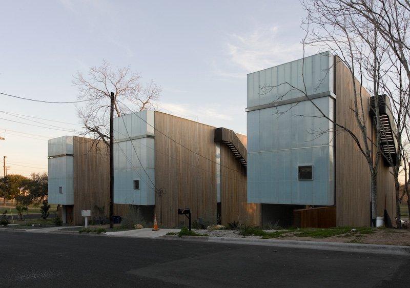 Residencia Riverview Gardens  / Bercy Chen Studio
