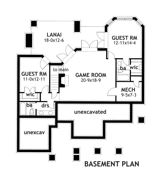 plano de casa pequena 7