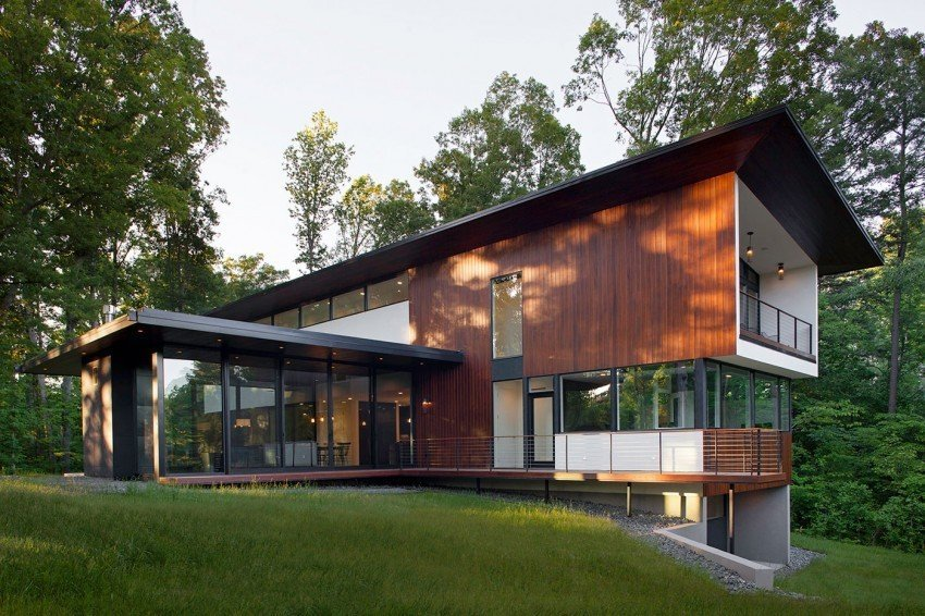 Home planos de casas - Fotos de casas en forma de l ...