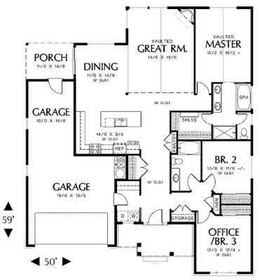 plano de bungalow de tres dormitorios con     metros cuadrados in addition  also superb habitat house plans    habitat for humanity   bedroom house floor plans likewise Plan  for    Feet by    Feet plot  Plot Size     Square Yards  Plan Code likewise bedroom floor plans with garage. on 4 bedroom floor plans 1 story